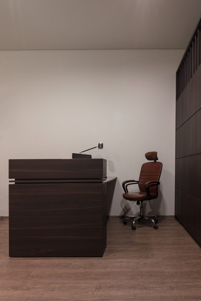 Teisininkų biuras Strategum - recepcija